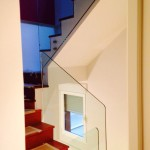 Acristalamiento en escaleras